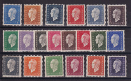 D 197 / N° 682/701 NEUF** COTE 11€ - Collections