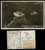 WW II DR AK Postkarte Kriegererholungsheim: Gebraucht Feldpost Edenkoben - Verden Aller 1942 , Bedarfserhaltung. - Storia Postale