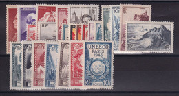 D 197 / ANNEE 1946 COMPLETE NEUF** COTE 26€ - Collections