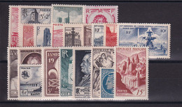 D 197 / ANNEE 1947 COMPLETE NEUF** COTE 35€ - Collections