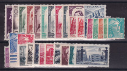 D 197 / ANNEE 1948 COMPLETE NEUF** COTE 62€ - Collections