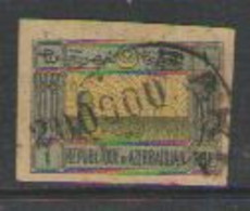 АЗЕРБАЙДЖАН  Scott # 61  1922-23 - Azerbaiján