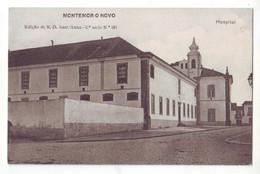 9721  Montemor-o-Novo   Hospital - Evora