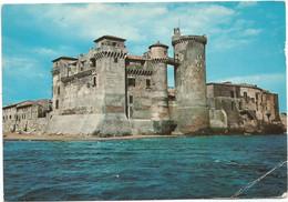 R4277 Santa Marinella (Roma) - Santa Severa - Il Castello - Castle Chateau Schloss Castillo / Viaggiata 1983 - Other Cities