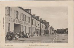 Arcis Sur Aube (10 - Aube) Avenue Grassin - Grand Hôtel Du Mulet - Arcis Sur Aube