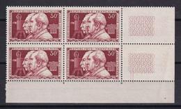D 198 / N° 1033 BLOC DE 4 NEUF** COTE 30€ - Collections