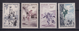 D 198 / N° 1072/1075 NEUF** COTE 25€ - Collections