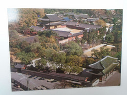 D180535  South  Korea - SEOUL   Ch'angdokkung Palace - Corea Del Sud