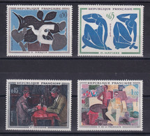 D 198 / N° 1319/1322 NEUF** COTE 12€ - Collections
