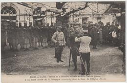 Arcis Sur Aube (10 - Aube) Hôpital Militaire - Remise De Médaille - Arcis Sur Aube