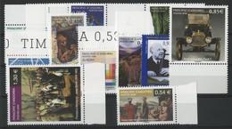 ANDORRE FRANCAIS 2006 ANNEE COMPLETE COTE 33 € N° 620 à 632 NEUFS ** (MNH). Vendue Sous La Valeur Faciale (-25%). TB - Full Years