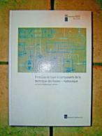 Lot 5 Livre Collection Spécialisé Hydraulique Rare MANNESMANN REXROTH T 1 2 3 4 6 Exceptionelle Introuvable Science Cour - Sciences