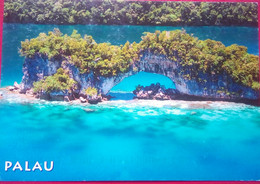 Natural Arch, Rock Islands, Palau - Palau
