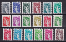 D 198 / N° 1962/1979 NEUF** COTE 11€ - Collections