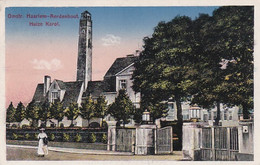 4845102Omstr. Haarlem, Huize Karol (Huize Kareol) 1925.(kleine Vouwen In De Hoeken) - Haarlem