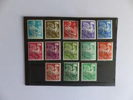 PREOBLITERES  106 / 118  NEUFS **  COTE  110 € - 1953-1960