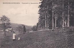 3728177Markneukirchen, Poetenwald M. Braunsmühle (sehr Kleines Falte Im Ecken) - Altri