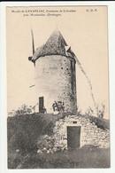 Moulin De Gavarliac Commune De Colombier Près Monbazillac (moulin à Vent) Rare - Autres Communes