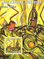 NB - [37211]SUP//**/Mnh-Mozambique 2001 - Joan Miro, Art, Peinture, Tableaux - Mozambique
