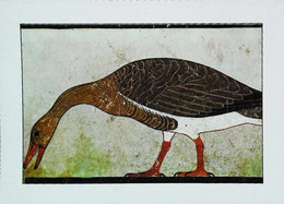 ►   Egypte   Mastaba D'Itet Meidoum  Oie - Persone