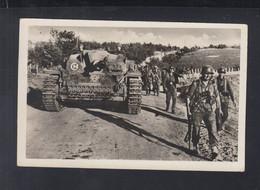 Dt. Reich AK Sturmgeschütze Und Infanterie 1944 - Guerra 1939-45