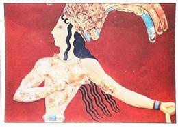►     Palais De Cnossos  Prince Aux Fleurs De Lit - Non Classificati