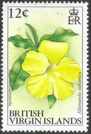 British Virgin Islands. 1991 Flowers. 12c MNH. SG 769 - British Virgin Islands