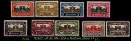 Österreich -  Mi. Nr. 284 - 92 A - Postfrisch - Ongebruikt