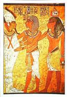 ►     Egypte  Thèbes Tombe De Toutankhamon  Le Roi Accueilli Par Osiris - Non Classificati