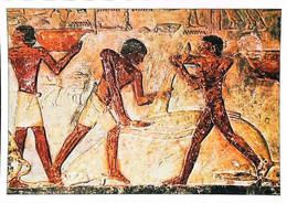 ►     Egypte  Saqqarah  Mastaba De Ptahironk  Scène De Boucherie - Non Classificati
