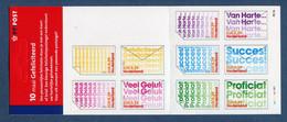 ⭐ Pays Bas - YT Carnet N° C 1905 ** - Neuf Sans Charnière - 2002 ⭐ - Postzegelboekjes En Roltandingzegels