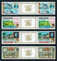 Islas Cook Nº 156/9 (interpanel) Nuevo - Cookeilanden