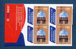 ⭐ Pays Bas - YT Carnet N° C 2202 ** - Neuf Sans Charnière - Dos Abimé - 2005 ⭐ - Postzegelboekjes En Roltandingzegels