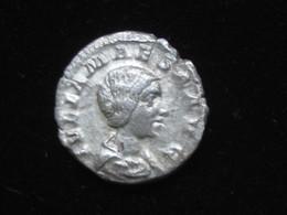 Assez Belle Monnaie Romaine En Argent  Denier De JULIA MAESA  **** EN ACHAT IMMEDIAT *** - 4. Andere Romeinse Munten