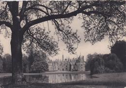 72 BONNETABLE 1942 Le Château , Philatélie Timbre Pétain 60c - Bonnetable