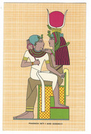 10.623 - PHARAOH SETI I AND GODDESS - Altri