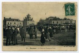 BOUSSAC. La Place Du Champ De Foire. - Boussac