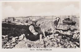 MALTA - MALTESE MILK SELLER - Malta
