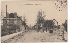 Arcis Sur Aube (10 - Aube)  La Rue De Paris - Arcis Sur Aube