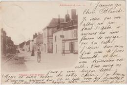 Arcis Sur Aube (10 - Aube)  Tribunal - Rue De Troyes - Arcis Sur Aube