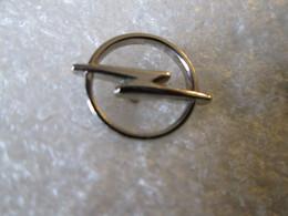 TOP  PIN'S     LOGO   OPEL  Ø  13mm - Opel