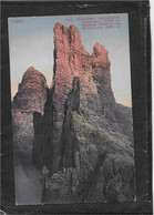 AK 0735  Dolomiten - Vajolettürme / Delagoturm , Stabeler & Winklerturm Um 1910-20 - Bolzano (Bozen)