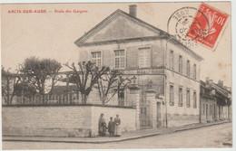 Arcis Sur Aube (10 - Aube)  Ecole Des Garçons - Arcis Sur Aube