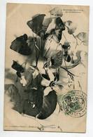 COCHINCHINE  Fleur Orchidée Carnivore Timbrée - No 888 Coll Phenix Mottet Et Cie Saigon    D01 2021 - Vietnam