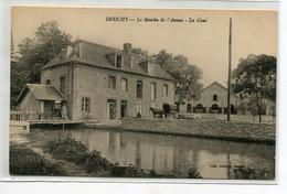 45 DOUCHY Le Moulin De L'Aunay La Cour Animation Cariole Cheval   D01 2021 - Sonstige Gemeinden