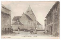27 - SAINT-PIERRE-LA-GARENNE - L'Eglise - 1905 - Autres Communes