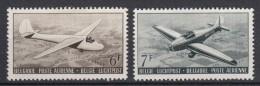 BELGIË - OBP - 1951 - PA 286/29 - MH* - Airmail