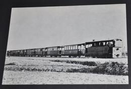 Oude Stoomtramwagens Te Oordegem (Verzameling AMUTRA) - HL 1093 Type 18 - Sin Clasificación