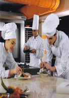 A9186- COOKS CHEFS PROFESSION POSTCARD - Andere