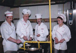 A9187- COOK CHEFS PROFESSION POSTCARD - Andere